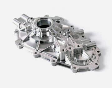 Mecanitzat CNC Alumini