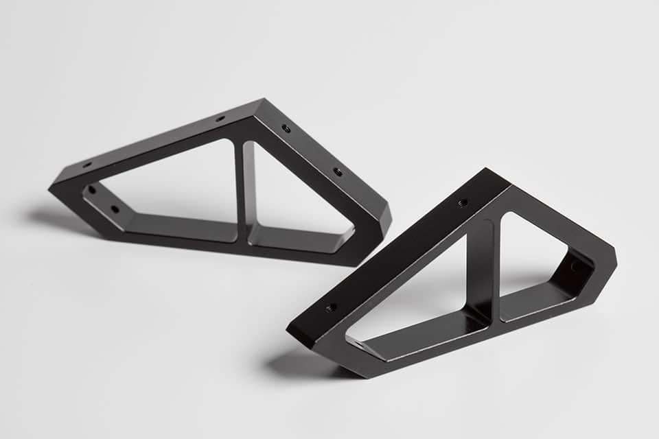 Mecanitzat CNC Metall Acer Prototip