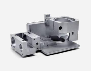 Mecanitzat CNC duralumini
